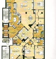 Charleston Penthouse Floor Plan